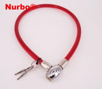 Nurbo Sl452 Wire Rope Lock Padlock Bike Cable Lock Bicycle Lock ...