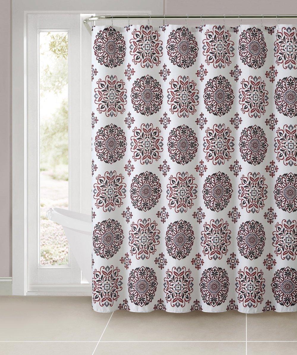 Cheap Burgundy Shower Curtain Find Burgundy Shower Curtain