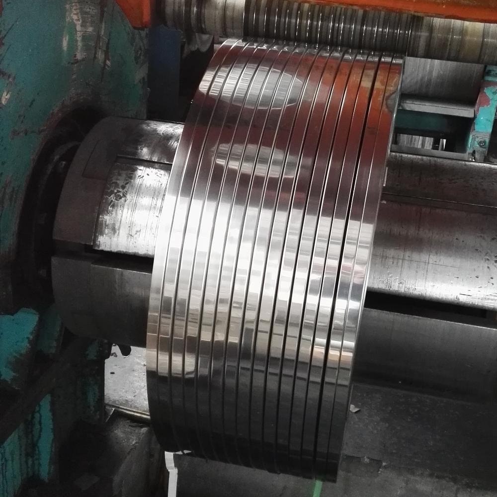 Prime kwaliteit 304L 304 BA/2B afgewerkt roestvrij staal folie, 0.03-0.08mm, gratis monsters voor u om te controleren