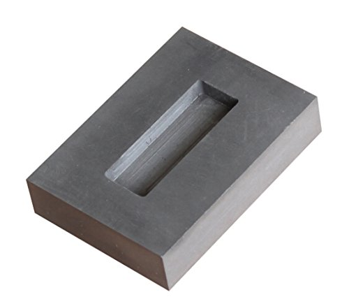 Graphite mould for gold bar making from China