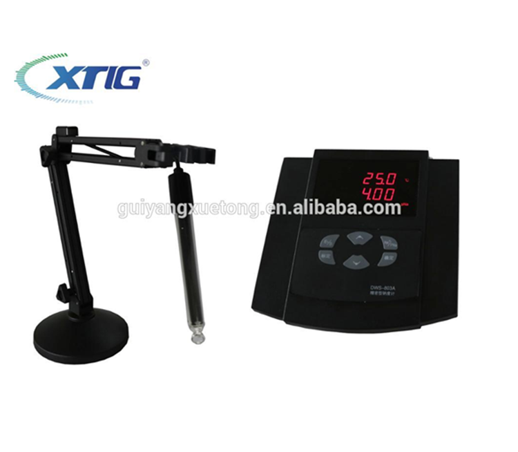 High quality precision desktop sodium meter lab use DDS803A