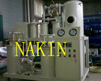Vacuum Hydraulic OIl Purifier, OIl Cleaner Machine