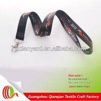 Chinese novel products heat transfer polyester lanyards rope neck