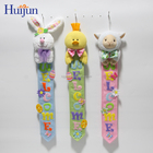 Wall Hanging Plush Easter Bunny Toy for Home Decoration