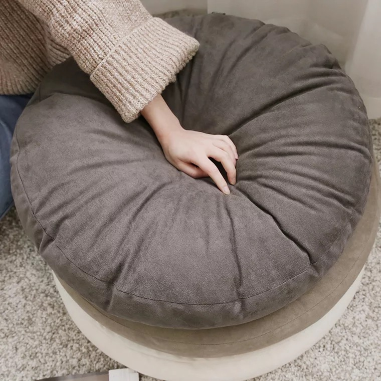 SHC067 New Design Zafu Mediation Seat Round Cushions