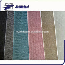stereo glitter leather for wholesales