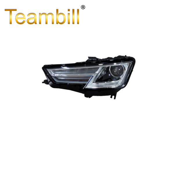 2012-2014 year OEM 4H0941029AB / 4H0941030AB plastic material hid head lamp hid car lights lamp for Audi A8 headlight