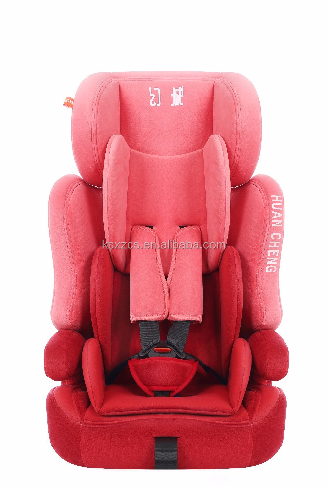 Baby Car Seat / Child Car Seat With E-mark Certification For Group 1+2+3 (9-36kgs,1-12 Year Baby) Ece R44/04 Certification