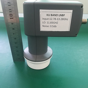 Best Universal Ku Band One Port Lnb High Frequency for Hotbird Satellite