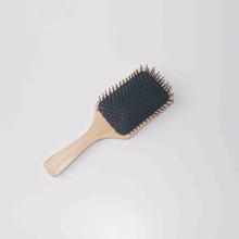 Hot Style Professional Easy Clean Men Wooden Hair Brush