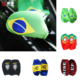 cheap country car flags car wing mirror covers for election and 2014 world cup