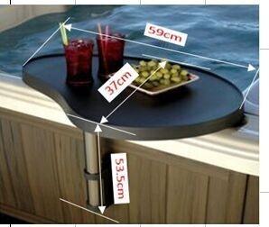 Spa Caddy Hot Tub Side Table Tray