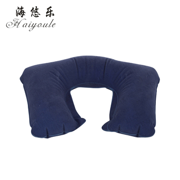 Waterproof Cheap  U Shaped Inflatable Pillow