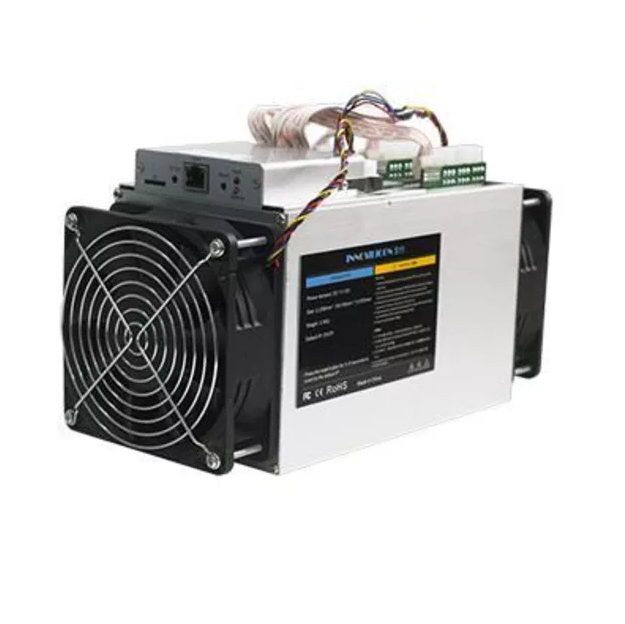 Innosilicon A9 ZMaster 60Ksol/s 750W In Stock for ZEC Coin Miner overclock A9 software license