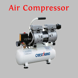 550W 1380r/Min 8L Air Compressor price For Air Bubble Removing Machine LCD refurbishment