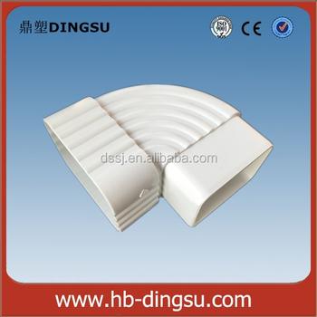 Vinyl Gutter Amp Downspout Manufacturer Pvc Square Tube