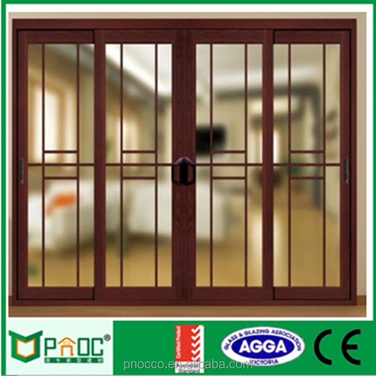China factory PNOC132SLD large marine aluminum sliding door