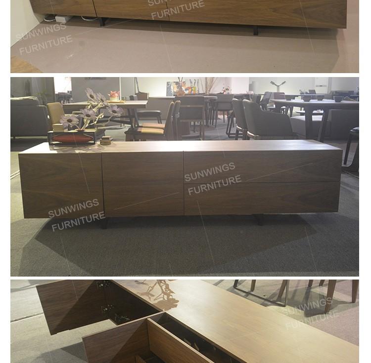 2016 New Design Modern Living Room Tv Lcd Wooden Cabinet Designs ...