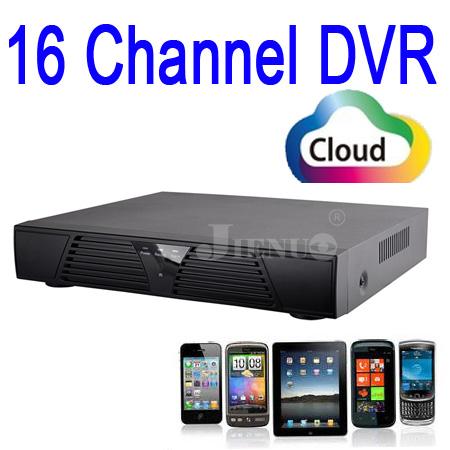 16ch cctv dvr 16channel H.264 Standalone DVR SECURITY Network mini recorder