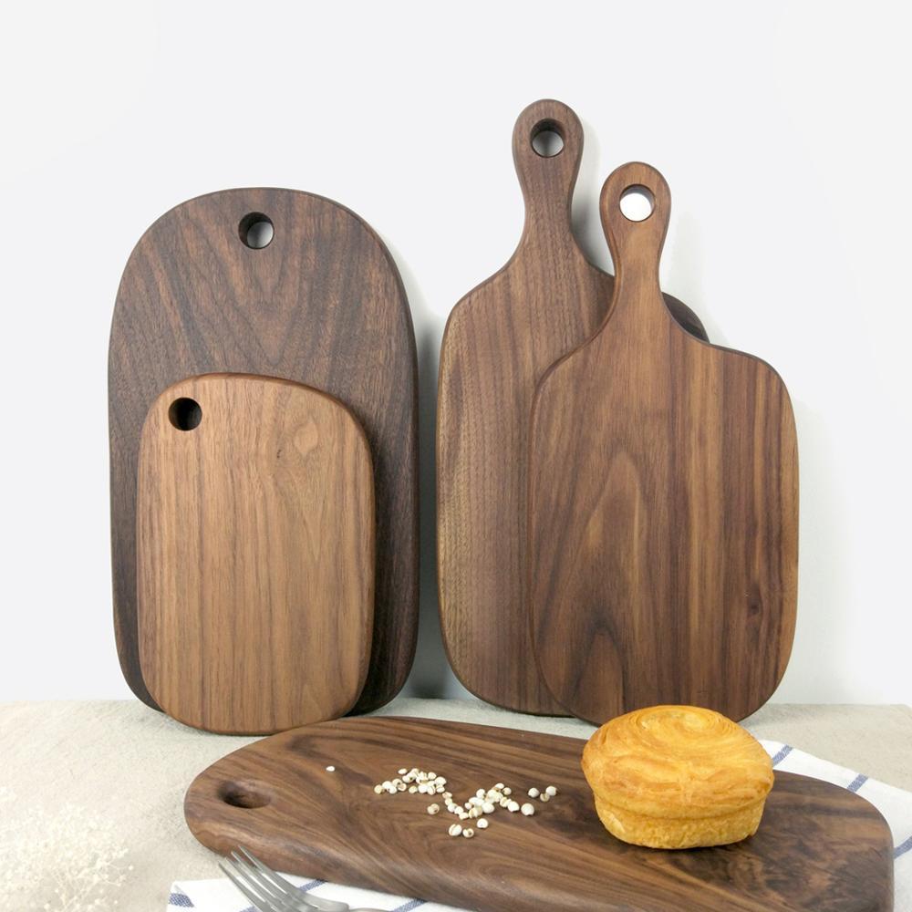 Quality choice custom walnut wood cutting boards фото