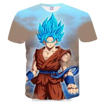 00eb030ca732 3d Camisetas Dragon Ball T Shirt 3d T-shirt Anime Men T Shirt Funny ...