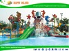 Professional Engineer Team Factory Directly Adult Water Slide Water Park Tube Slides For Sale