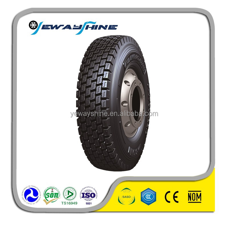 CHINESE HIGH QUALITY RADIAL TRUCK TYRES 315/80R22.5 WITH LOW PRICE
