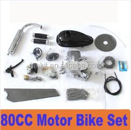 F50 Bicycle Engine/ Kit Motor Bike Engine/ 80cc Bicycle Engine Kit ...