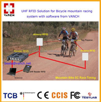 timing system race for bicycle/motorbike