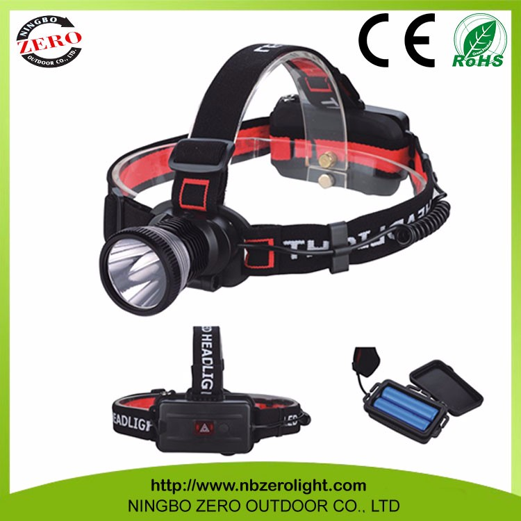 Hot Selling Adjustable Mining Led Flashlights Led Headlamps