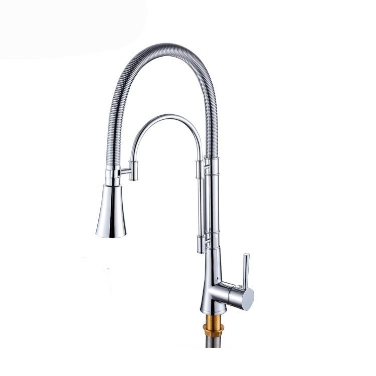 Ziehen Nach Unten Geführt Küche Touch Wasserhahn Wasserhahn ...