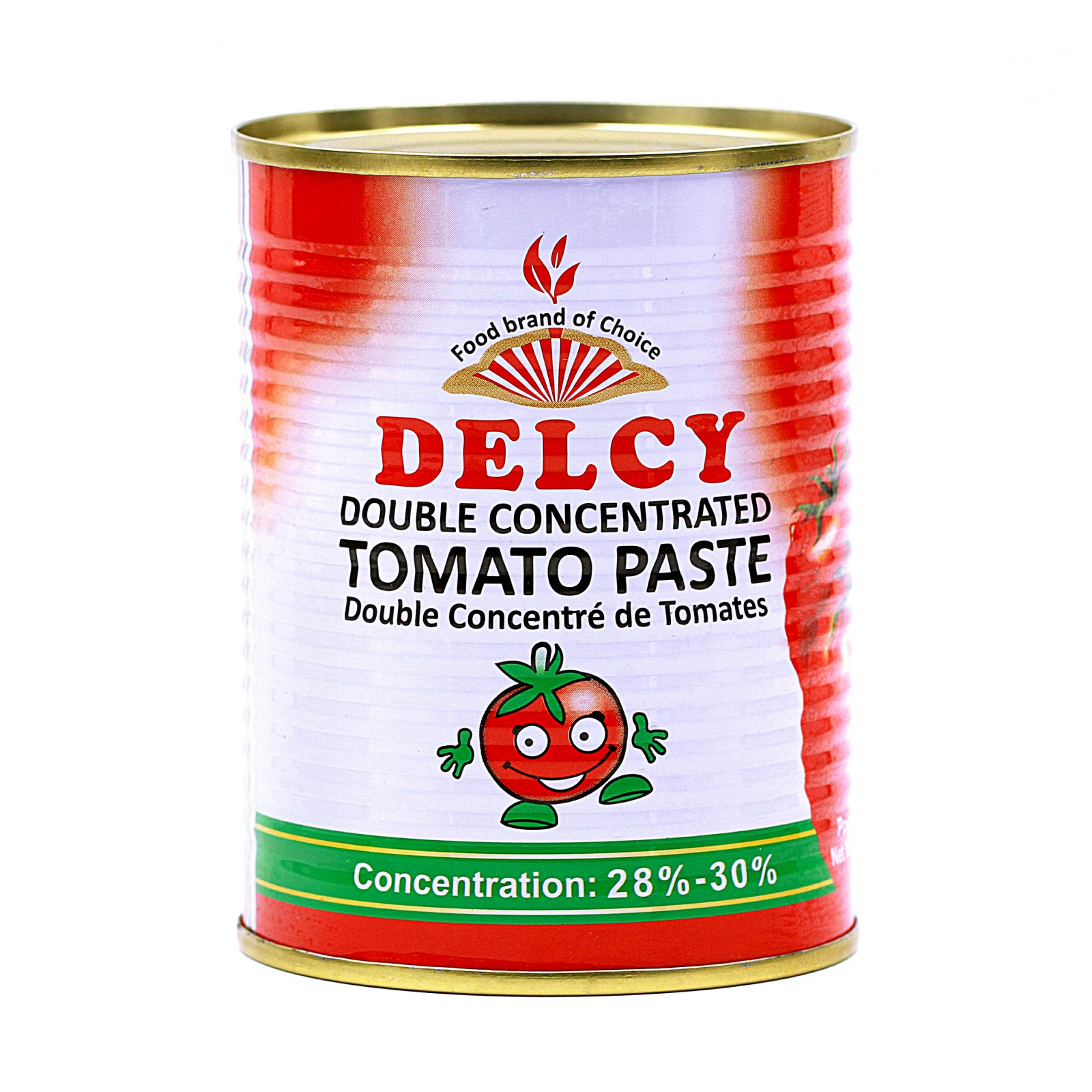 Canned Tomato Paste easy open