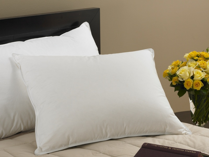 Pillows 100 Pure Duck Feather Pillow Sleep With