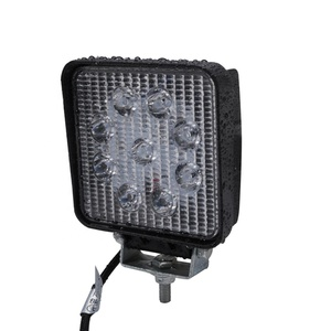 27W LED Work Lights Flood Off Road 4x4 12V 24V Reverse Lamp