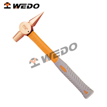 Testing Hammer Titanium non sparking high quality china supplier WEDO TOOLS