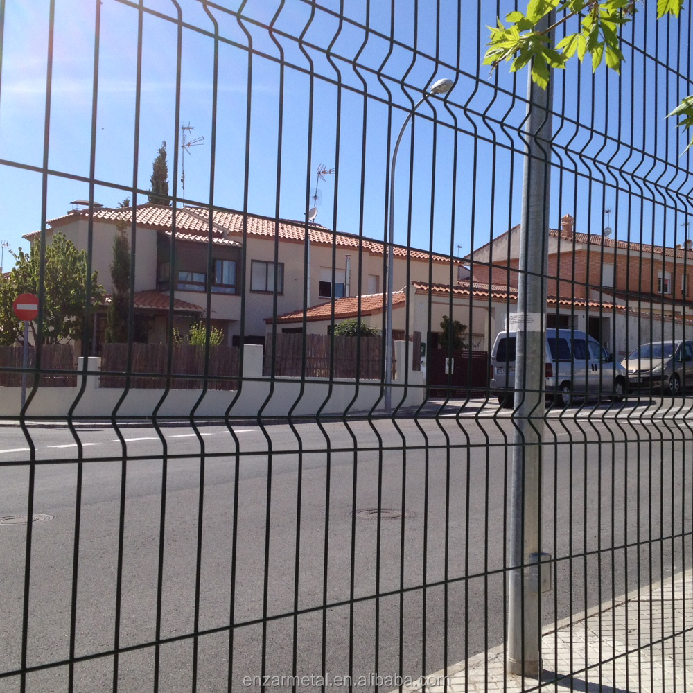 Solid Metal Fence Panels, Solid Metal Fence Panels Suppliers and ...