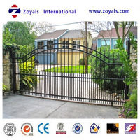 2015 high quality house gate designs pictures