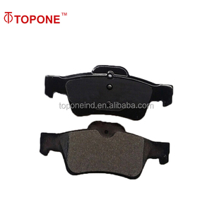 Customization Available Sintered Brake Disc Pad For MERCEDES BENZ E350 D986 GDB1546