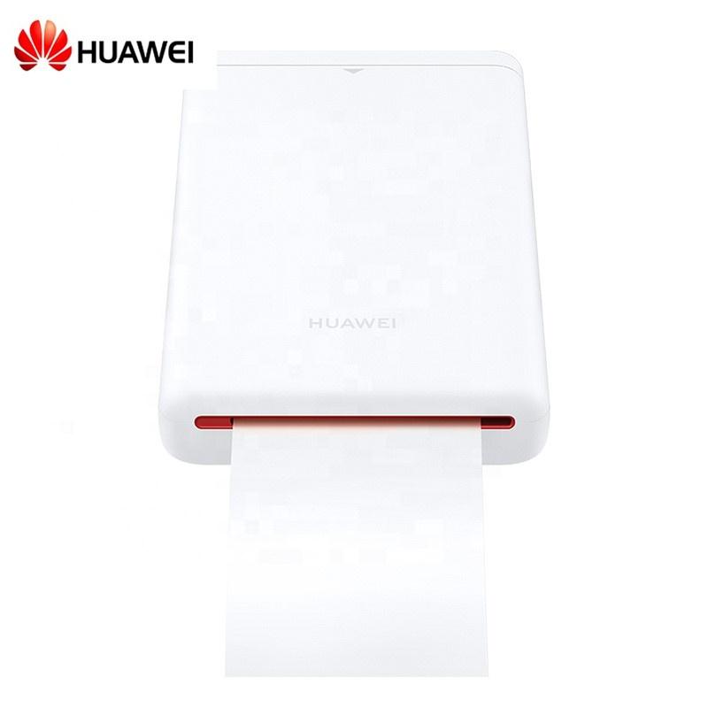 JEPOD Huawei mobile bluetooth portable printer mini impresora home sprocket Inkless Color Pocket photo printer with ZINK