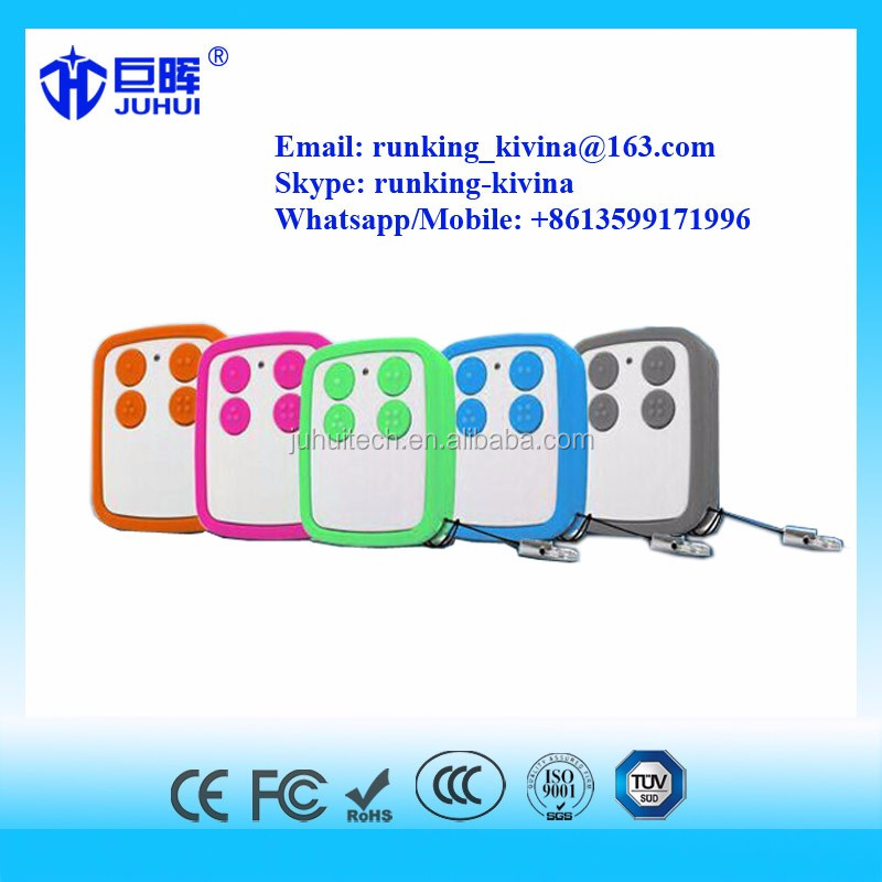 New Colour Case Rf Remote Control Duplicator Face to Face