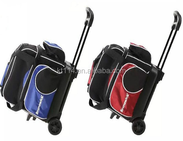 Brand  Single Bowling Bag With Wheel