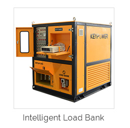 KEYPOWER 500 kw อัจฉริยะโหลด Bank Resistive Load Bank AC Dummy Load