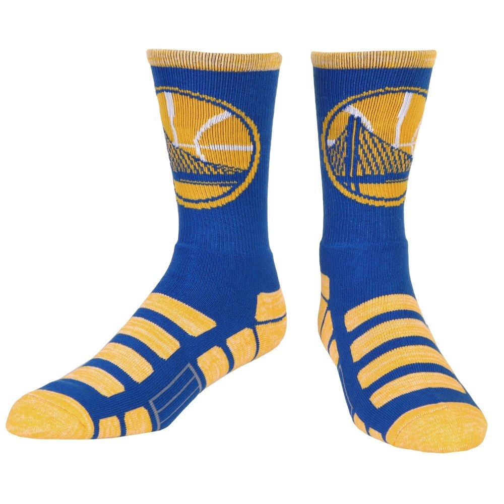9749063ae28a Buy For Bare Feet NBA Logoman Double Team White White Crew Socks ...