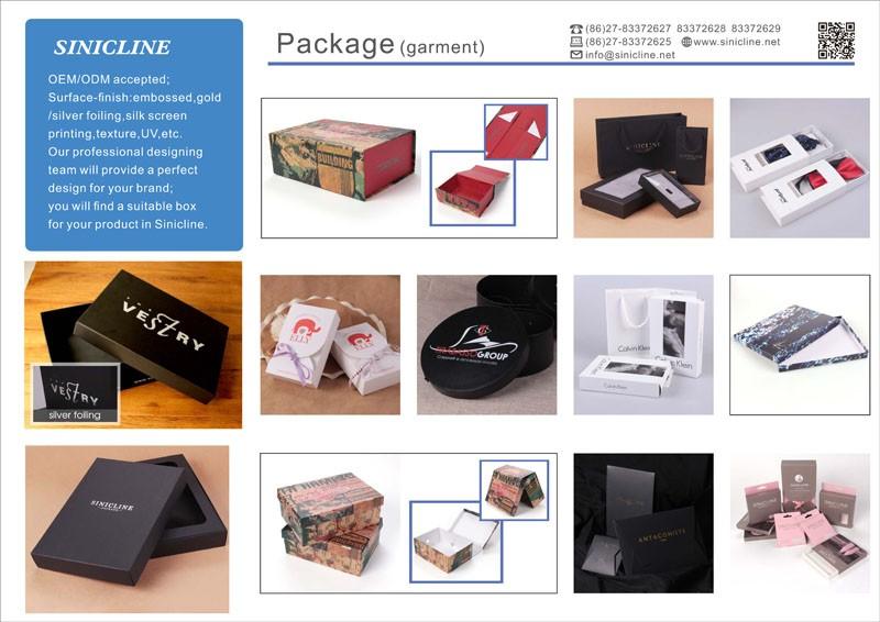 sinicline arc cadeau cravate emballage bo te de papier avec fen tre en pvc transparent buy. Black Bedroom Furniture Sets. Home Design Ideas