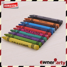 Multi Assorted Colors Cheap Wholesale Crayons