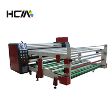 Security Device roll to roll heat transfer printing machine for printing t-shirt