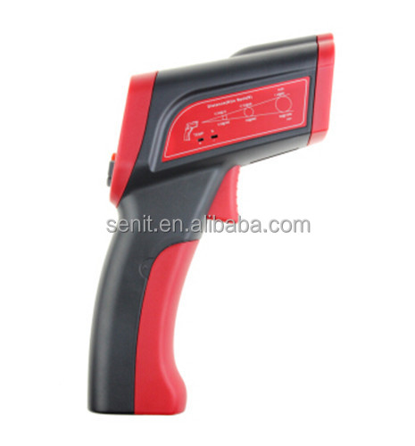 data logging Non Contact Gun Laser High Temperature -50~ 1350 C digital Infrared ThermomeIter