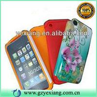 For iphone 3G Designer Phone Case/Plastic Case/Glossy Design phone Cases