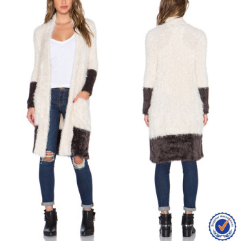 Ladies Long Sweater Coats Cheap Long Cardigan Knit Sweater Coat
