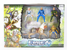 Knight set toys figure fairy toys